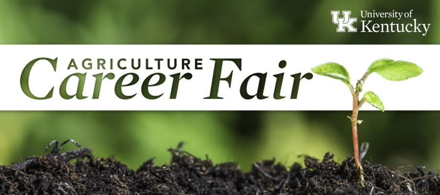 University of Kentucky Career Fair Agriculture