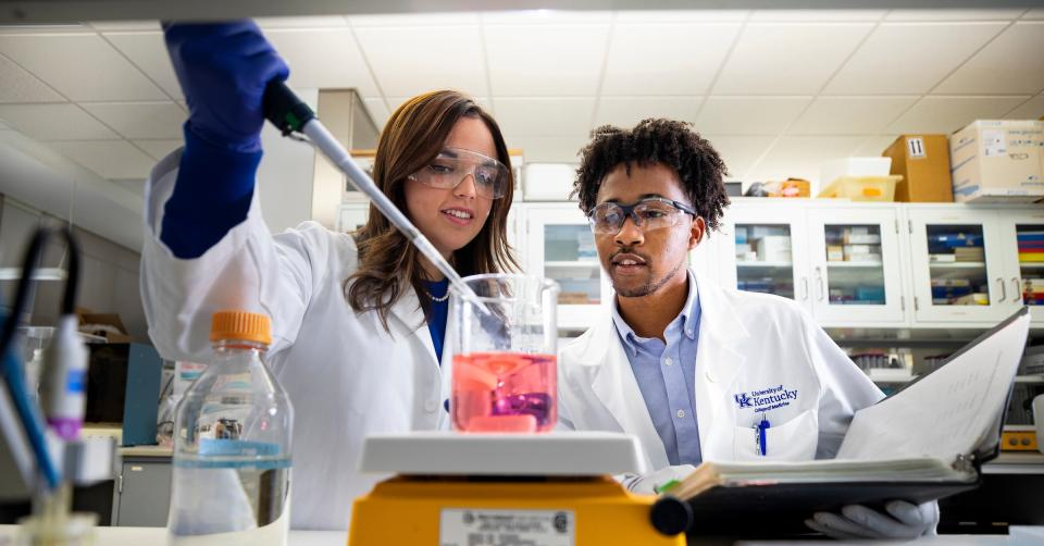 University of Kentucky Medical School College of Medicine